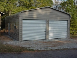 Regular Style Garage